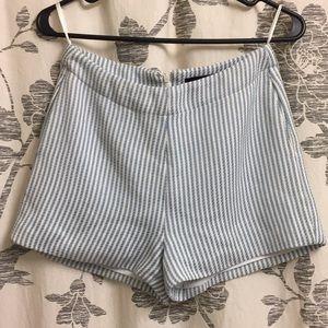 PRE-LOVED ark & co striped shorts